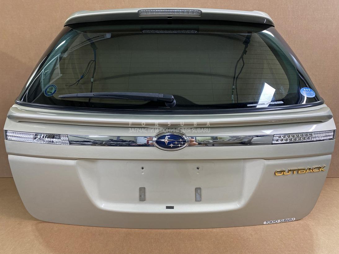 Дверь 5-я Subaru Outback BPH EJ255HCFME 2008 задняя