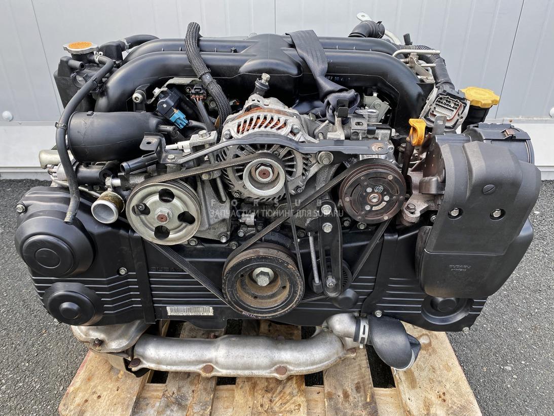 Двигатель Subaru Outback BPH EJ255HCFME 2008
