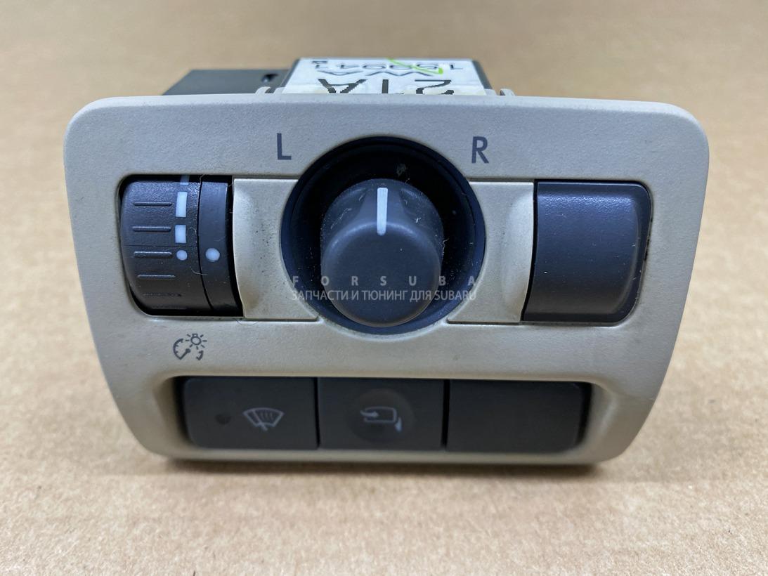 Блок управления зеркалами Subaru Outback BPH BP9 BPE BP5 EJ255HCFME 2008