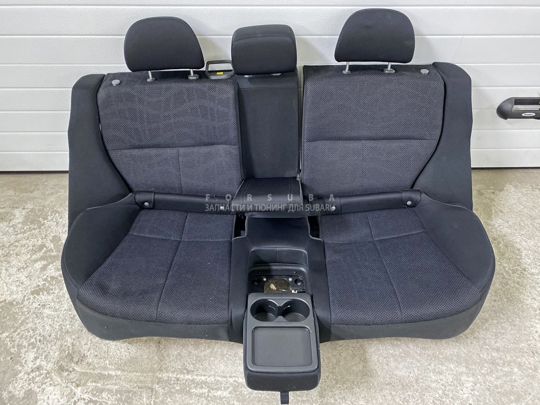 Сиденье Subaru Forester SHJ SH5 SH9 FB20ASZNXA 2012 заднее