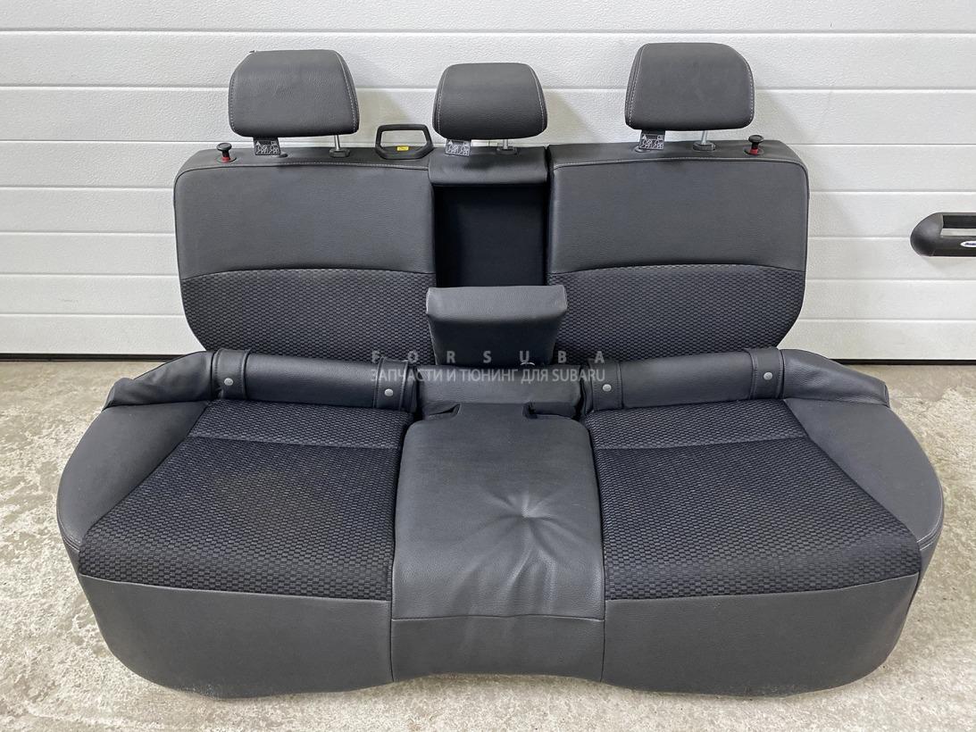 Сиденье Subaru Forester SJG FA20ESZHZA 2012 заднее