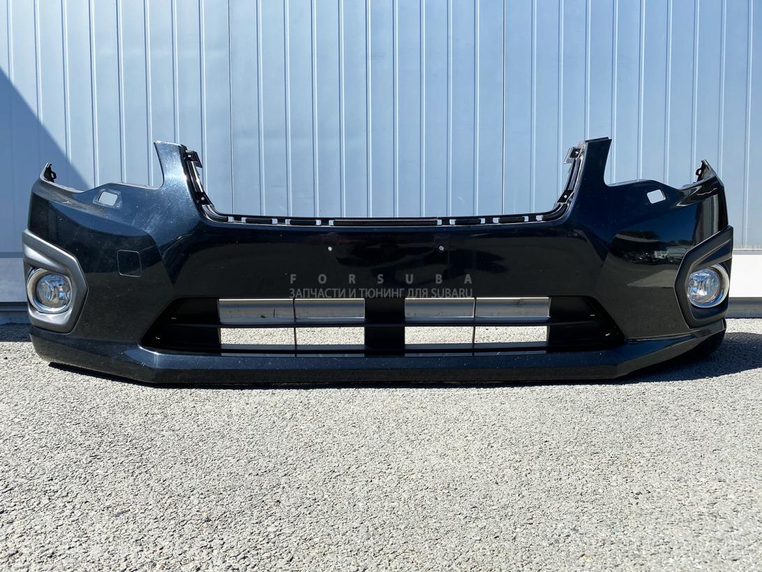 Бампер Subaru Impreza GP GJ FB20ASZH1A 2014 передний