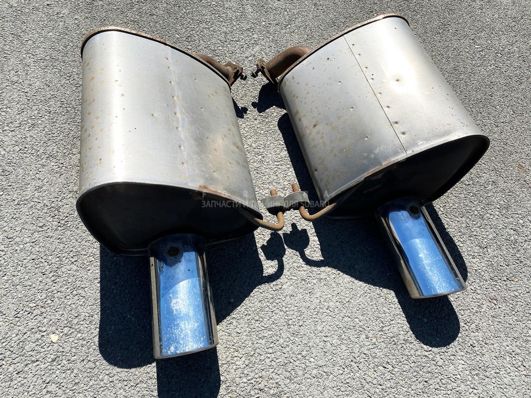 Бочка глушителя Subaru Outback BPH BP9 BPE BP5 EJ255HCFME 2008