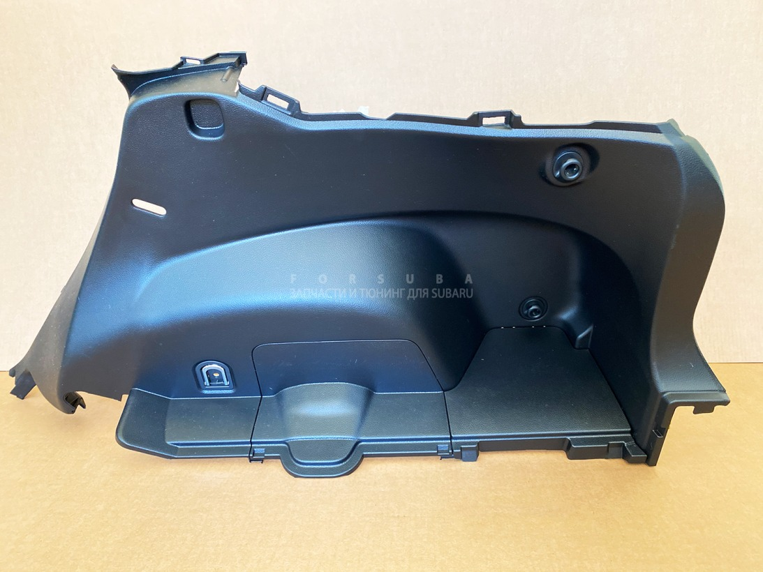 Обшивка багажника Subaru Impreza GP2 FB20ASZH1A 2014 задняя правая