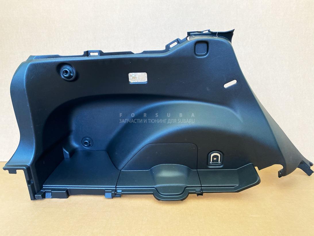 Обшивка багажника Subaru Impreza GP2 GP3 GP6 GP7 FB20ASZH1A 2014 задняя левая