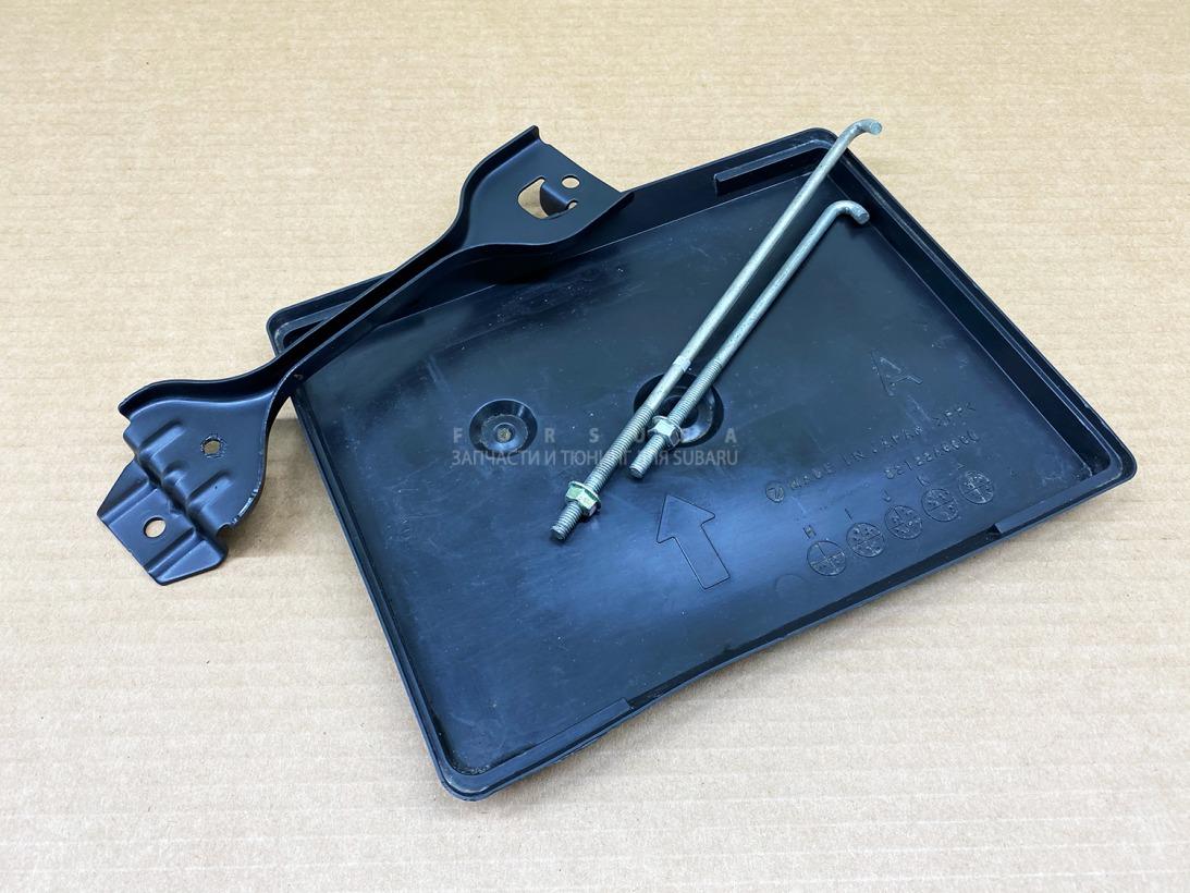 Крепление аккумулятора Subaru Outback BPH BP9 BPE BP5 BL5 BLE BL9 EJ255HCFME 2008