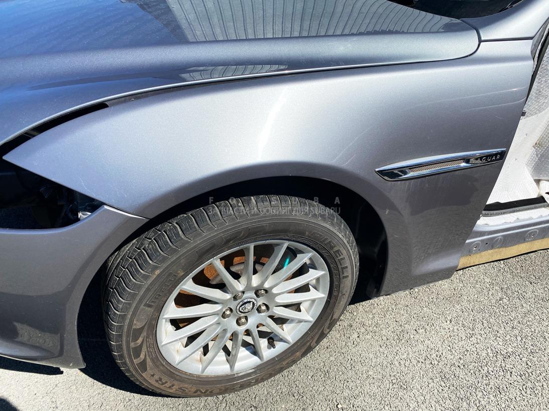 Крыло Jaguar Xj6 X351 5.0 2010 переднее левое