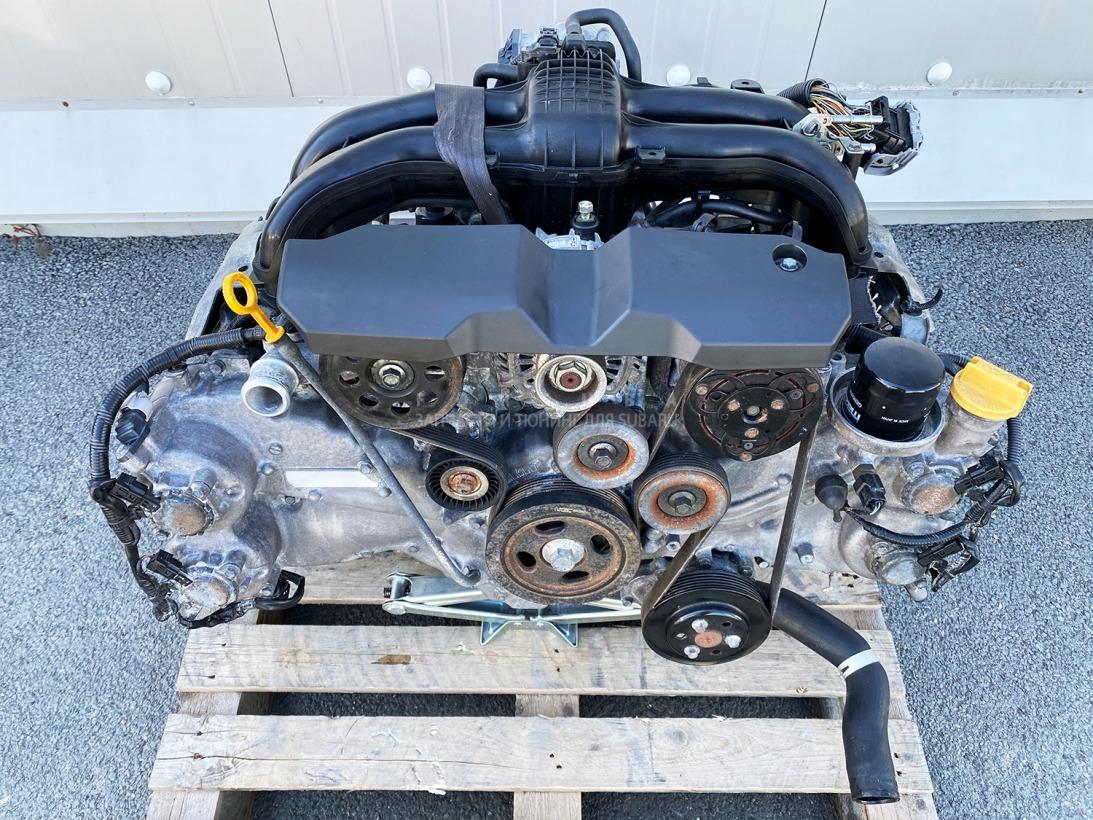Двигатель Subaru Impreza GP7 GJ7 GP6 GJ6 FB20ASZH1A 2014