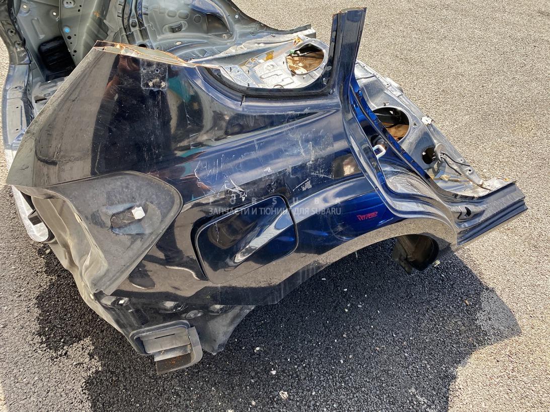 Крыло Subaru Impreza GP2 GP3 GP6 GP7 FB20ASZH1A 2014 заднее правое