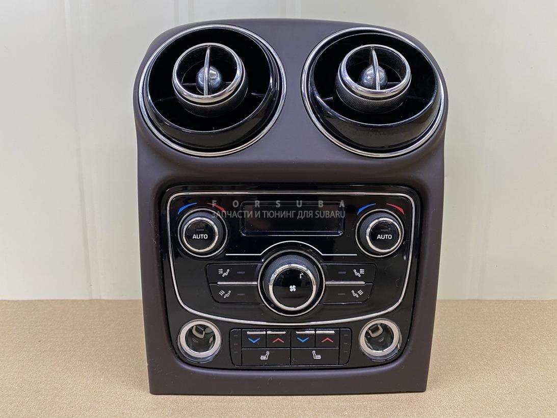 Блок управления климат-контролем Jaguar Xj X351 5.0 2010 задний