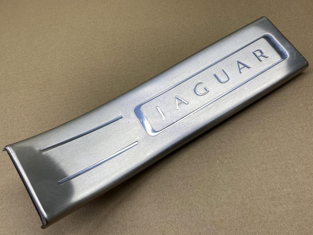 Накладка на порог салона Jaguar Xj X351 508PN 2010 задняя правая