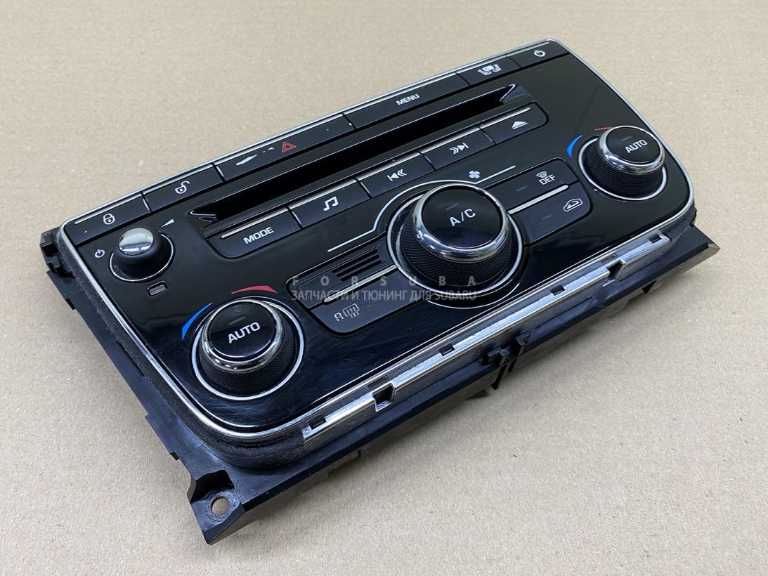 Блок управления климат-контролем Jaguar Xj X351 5.0 2010 передний