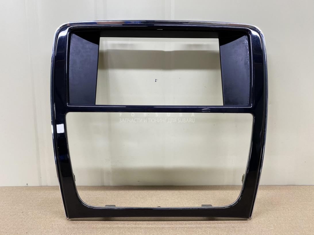 Рамка магнитофона Jaguar Xj X351 508PN 2010