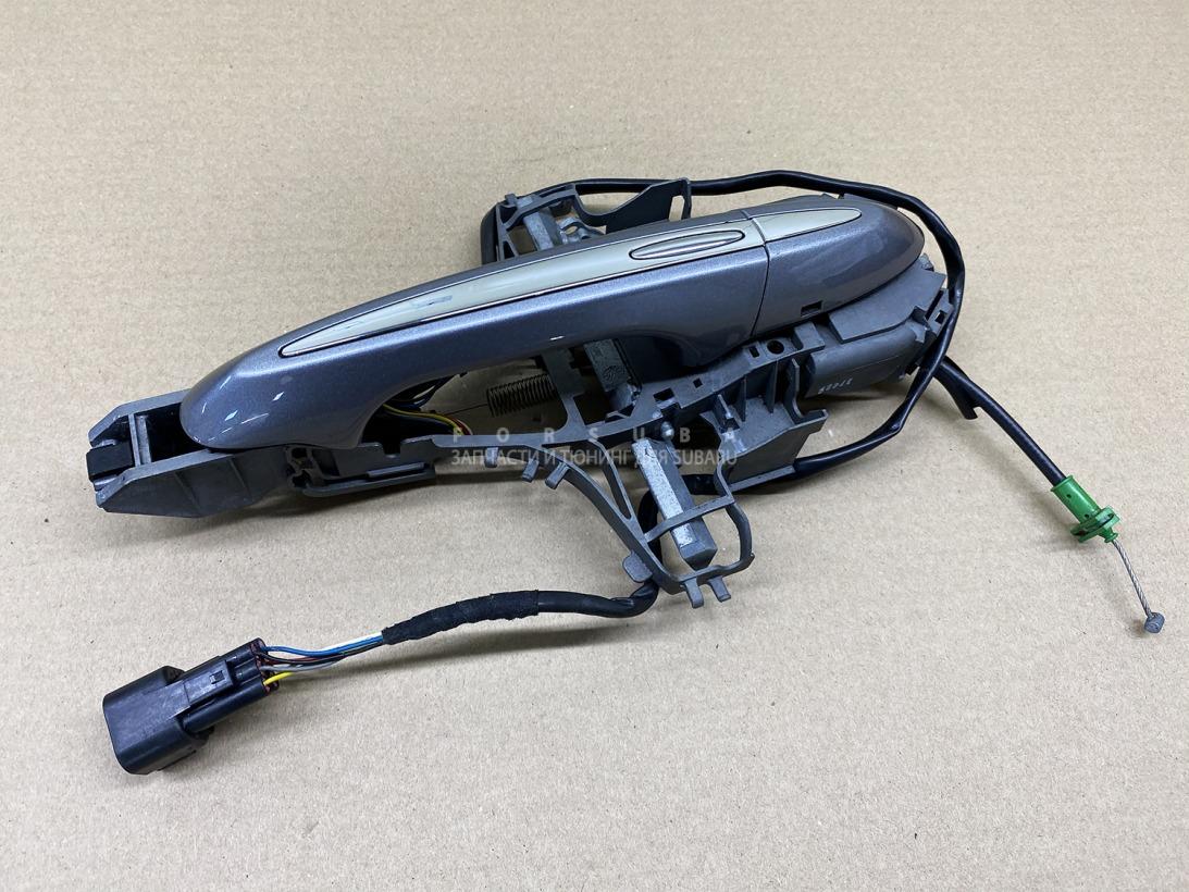 Ручка двери внешняя Jaguar Xj X351 508PN 2010 передняя левая