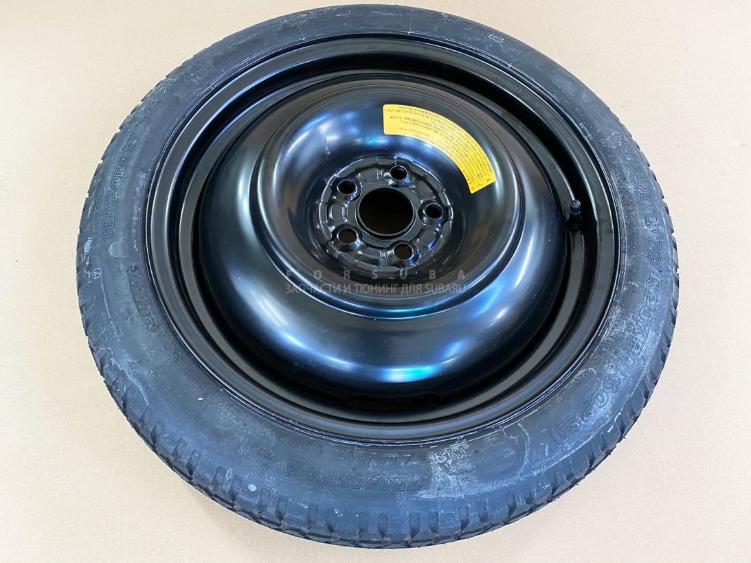 Запасное колесо Subaru Legacy BL5 BLE BL9 BP5 BP9 BPE BPH EJ20XHBEME 2007