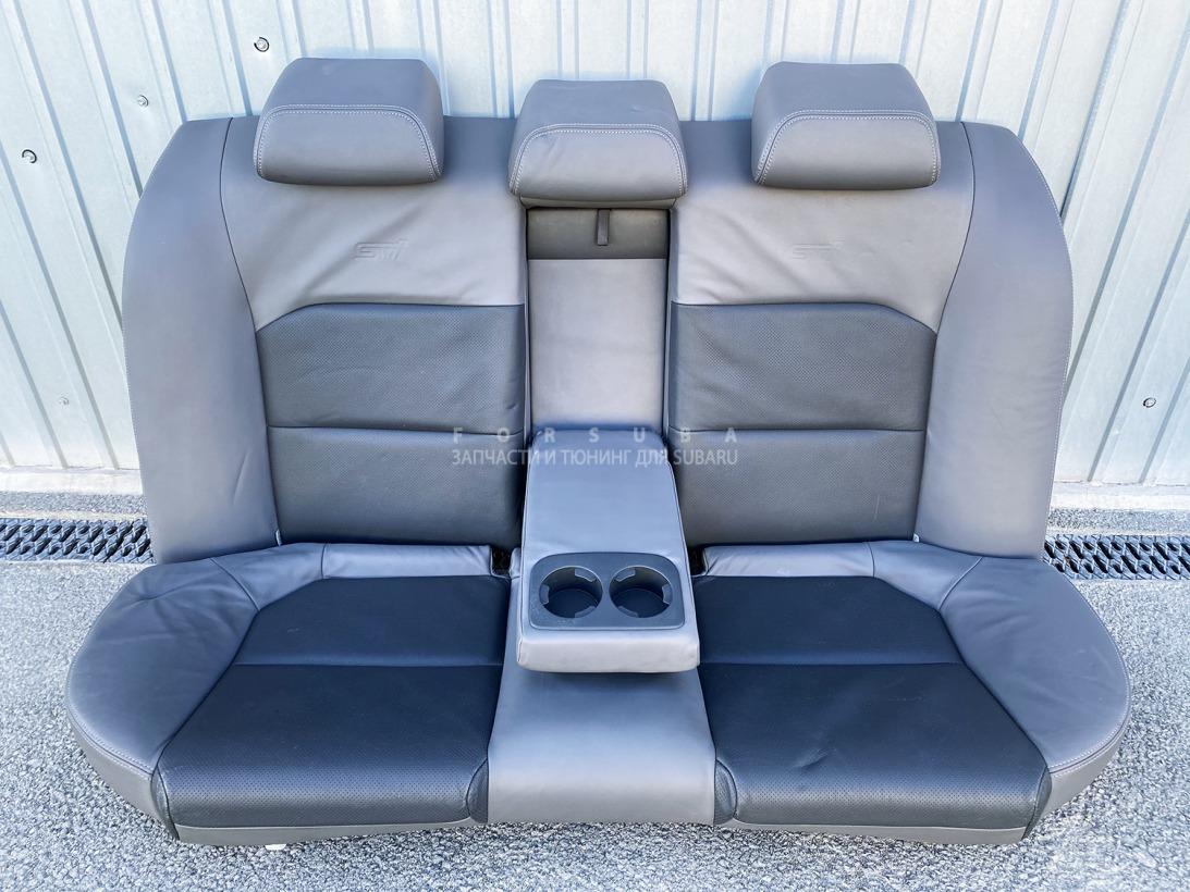 Сиденье Subaru Legacy BL5 EJ20XHBEME 2007 заднее