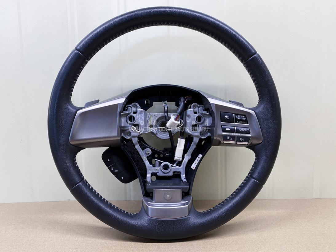 Руль Subaru Forester SJG FA20ESZHZA 2013