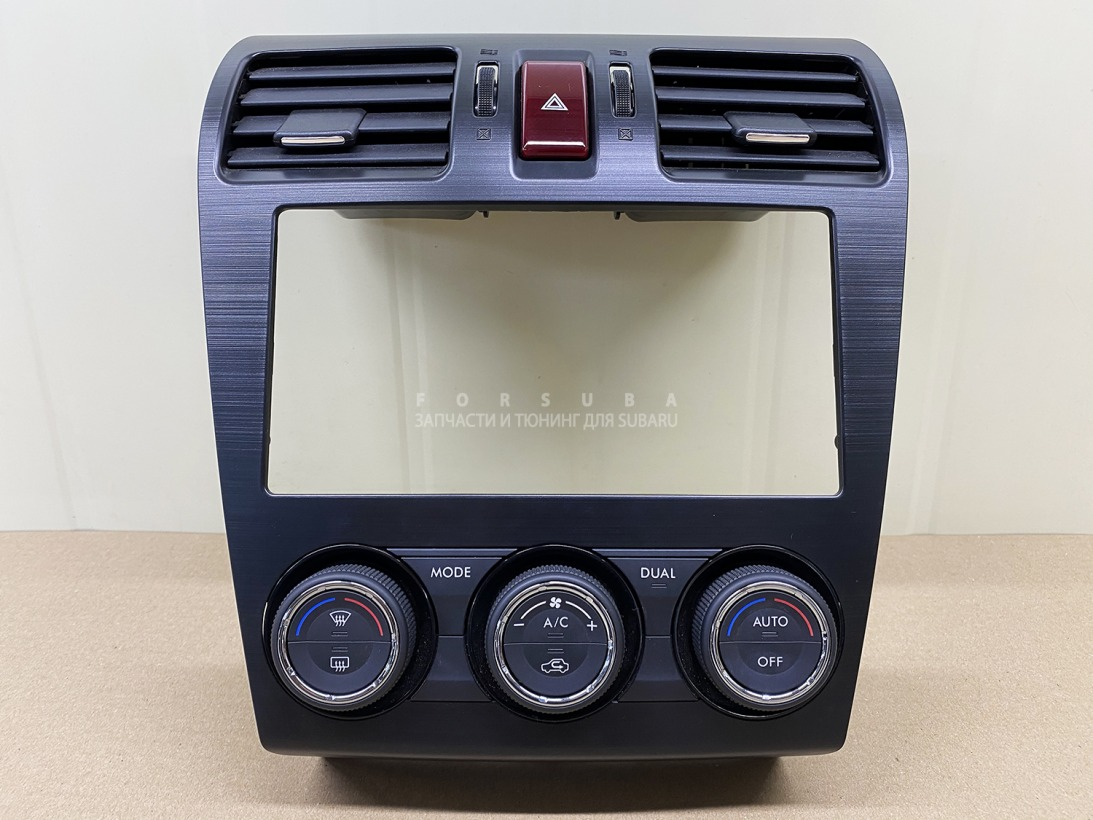 Рамка магнитофона Subaru Forester SJG FA20ESZHZA 2013