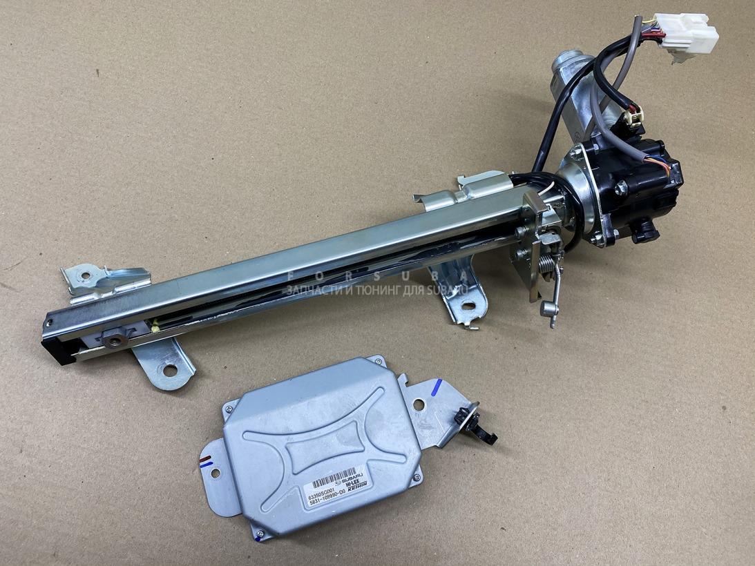 Электропривод пятой двери Subaru Forester SJG SJ5 FA20ESZHZA 2013
