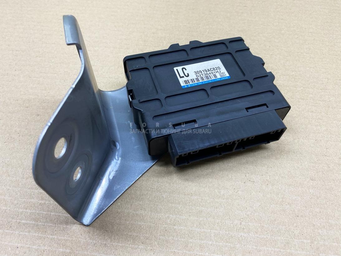 Блок управления акпп Subaru Forester SJG FA20ESZHZA 2013