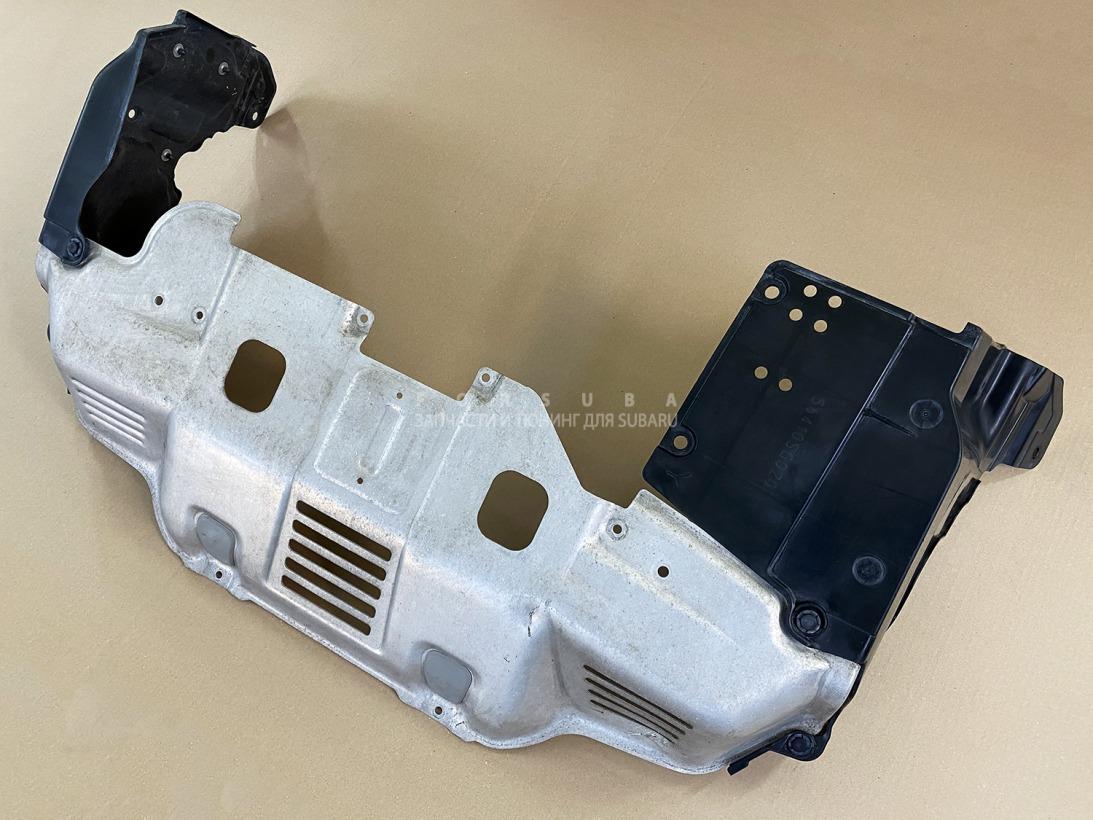 Защита двигателя Subaru Forester SJG FA20ESZHZA 2013 передняя