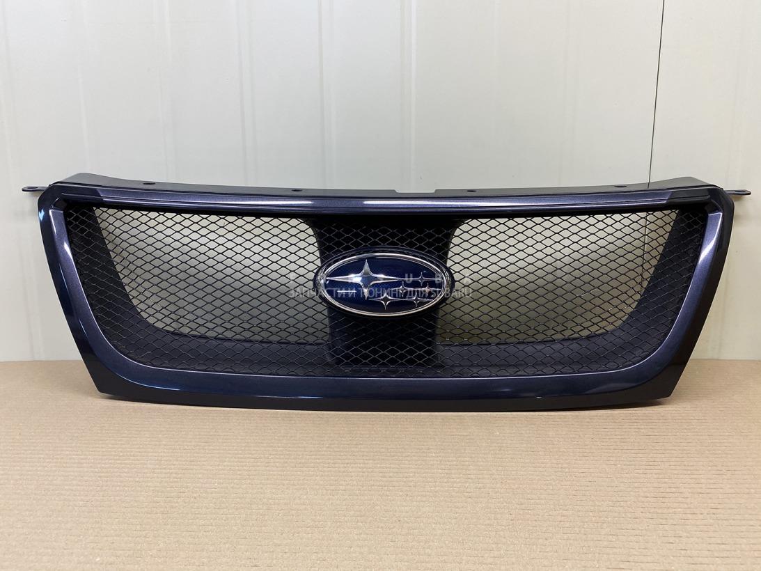 Решетка радиатора Subaru Legacy Wagon BRG FA20ESZHDA 2012