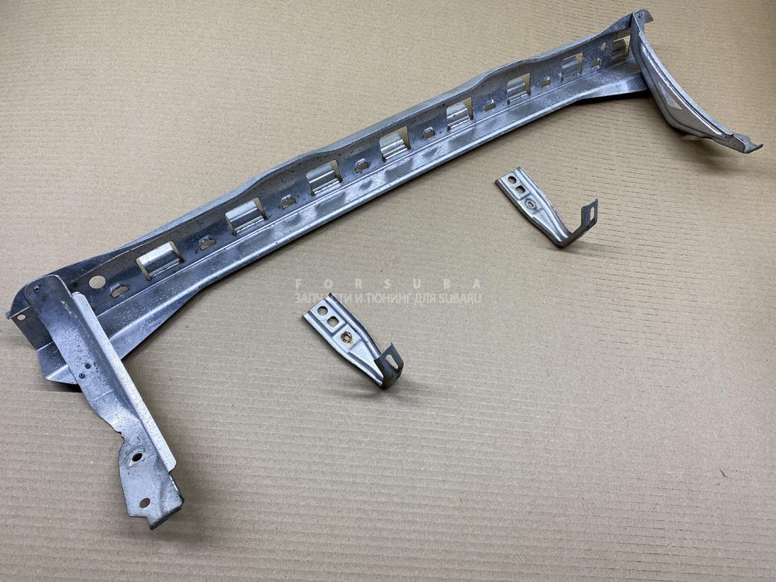 Жесткость бампера Subaru Legacy BLE BL5 BL9 EZ30DJCDGE 2008 задний