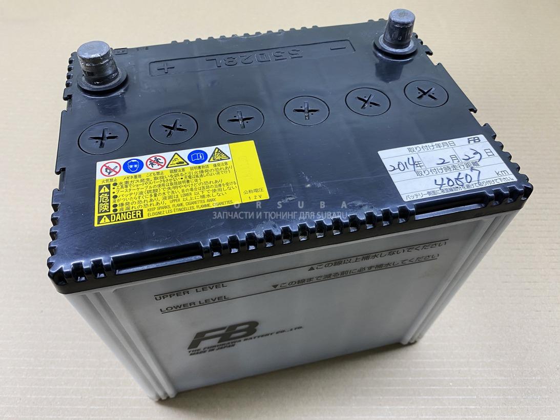 Аккумулятор Subaru Impreza GH3 GH2 GH6 GH7 GH8 GE EL154JP3ME 2011