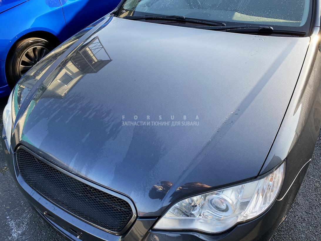 Капот Subaru Legacy BLE BL5 BL9 BP5 BPE BP9 EZ30DJCDGE 2008