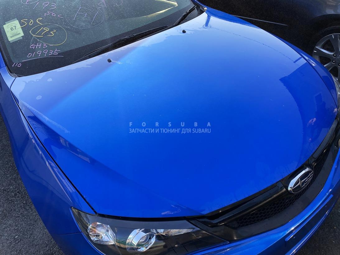 Капот Subaru Impreza GH3 GH2 GH6 GH7 GH8 GE EL154JP3ME 2011