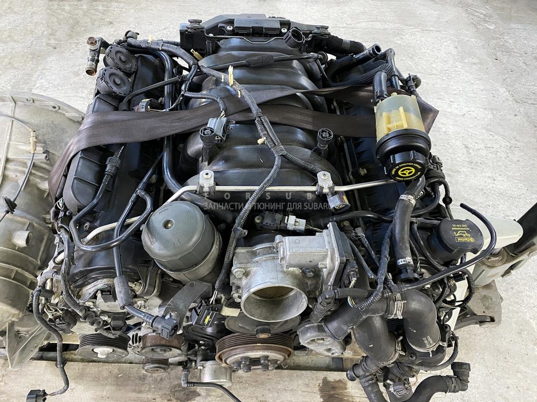 Двигатель Jaguar Xj X351 508PN 2010