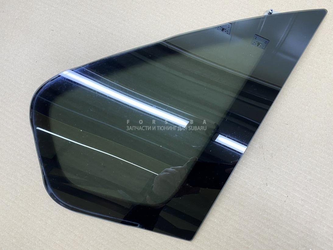 Стекло собачника Subaru Legacy BLE EZ30DJCDGE 2008 заднее правое