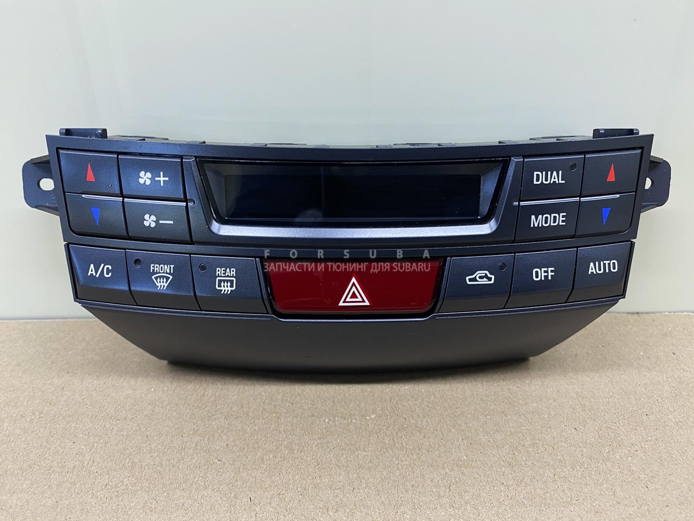 Блок управления климат-контролем Subaru Legacy Wagon BRG FA20ESZHDA 2012