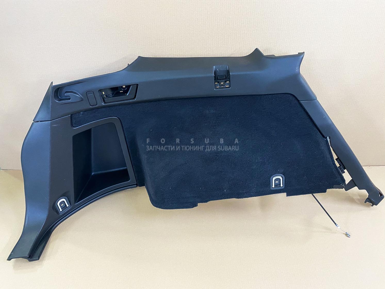 Обшивка багажника Subaru Legacy Wagon BRG FA20ESZHDA 2012 задняя левая