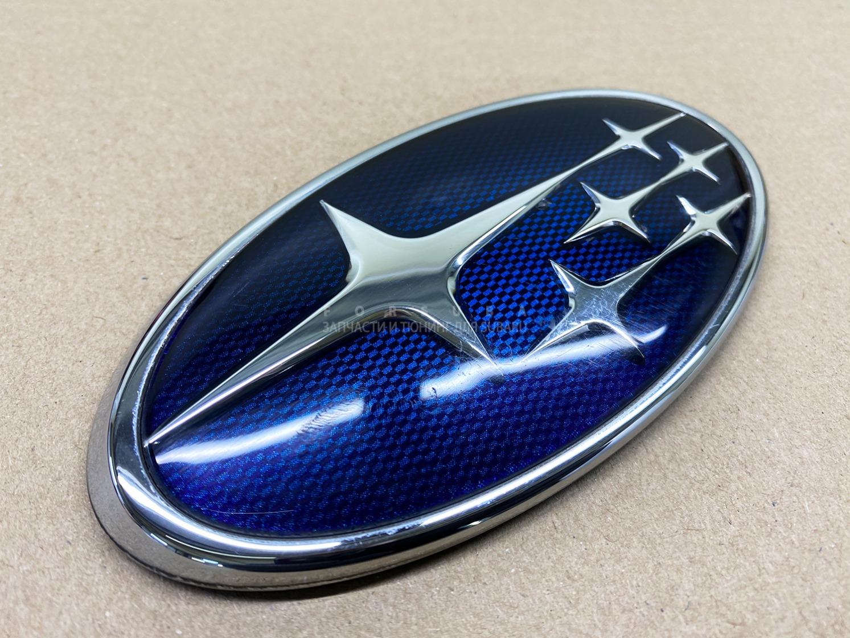 Эмблема Subaru Legacy Wagon BRG FA20ESZHDA 2012 задняя