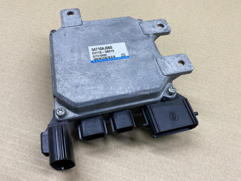 Блок управления рулевой рейкой Subaru Legacy Wagon BRG FA20ESZHDA 2012