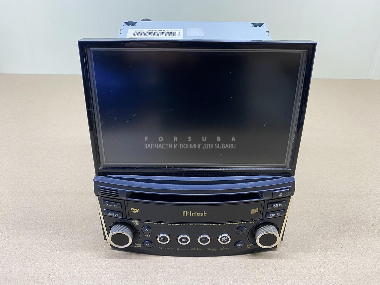 Магнитофон mcintosh Subaru Legacy Wagon BRG FA20ESZHDA 2012