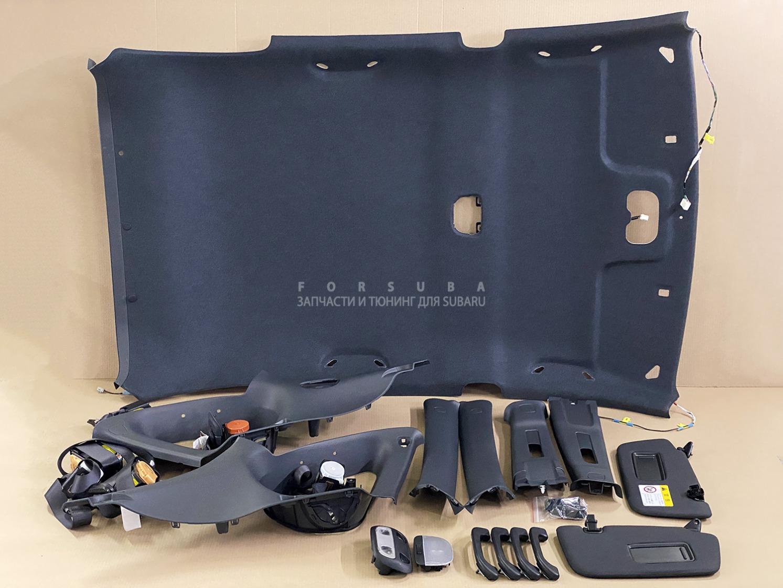 Обшивка потолка Subaru Impreza GH3 EL154JP3ME 2011