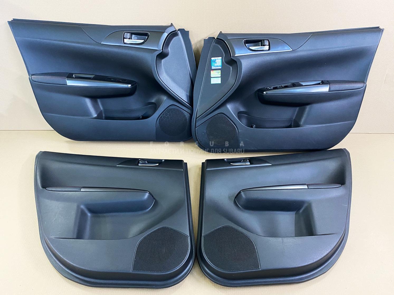 Обшивка двери Subaru Impreza GH3 EL154JP3ME 2011