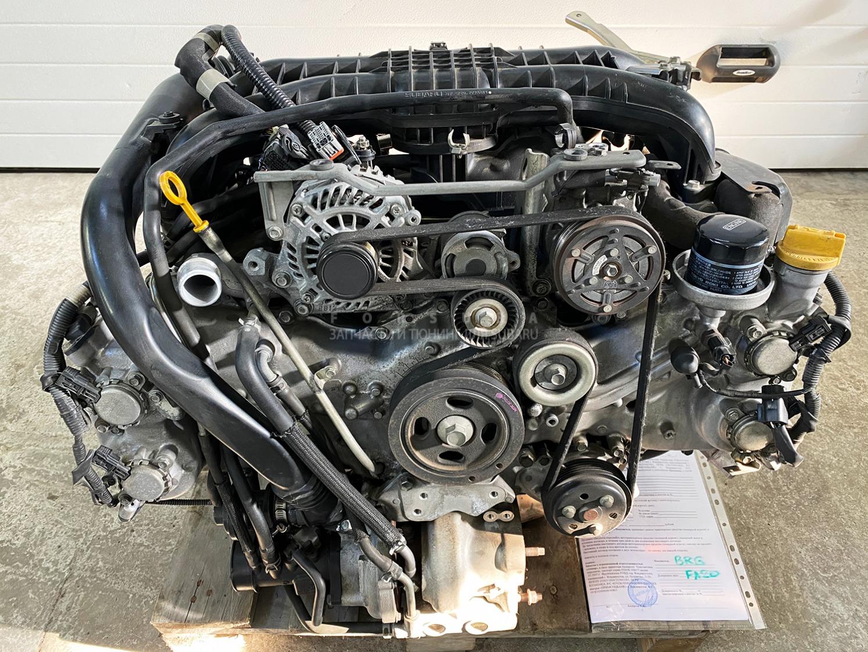 Двигатель Subaru Legacy Wagon BRG FA20ESZHDA 2012