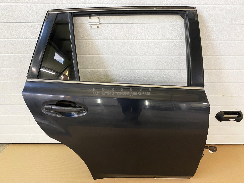 Дверь Subaru Legacy Wagon BRG FA20ESZHDA 2012 задняя правая