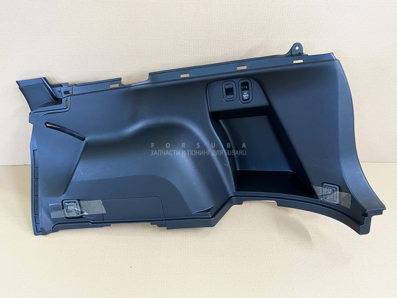 Обшивка багажника Subaru Forester SH5 EJ205HPZME 2008 задняя правая