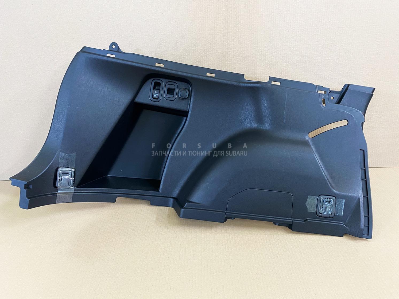 Обшивка багажника Subaru Forester SH5 EJ205HPZME 2008 задняя левая