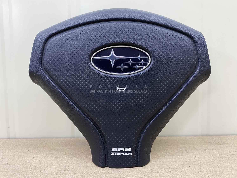 Airbag водительский Subaru Forester SG5 EJ205DEQKE 2006