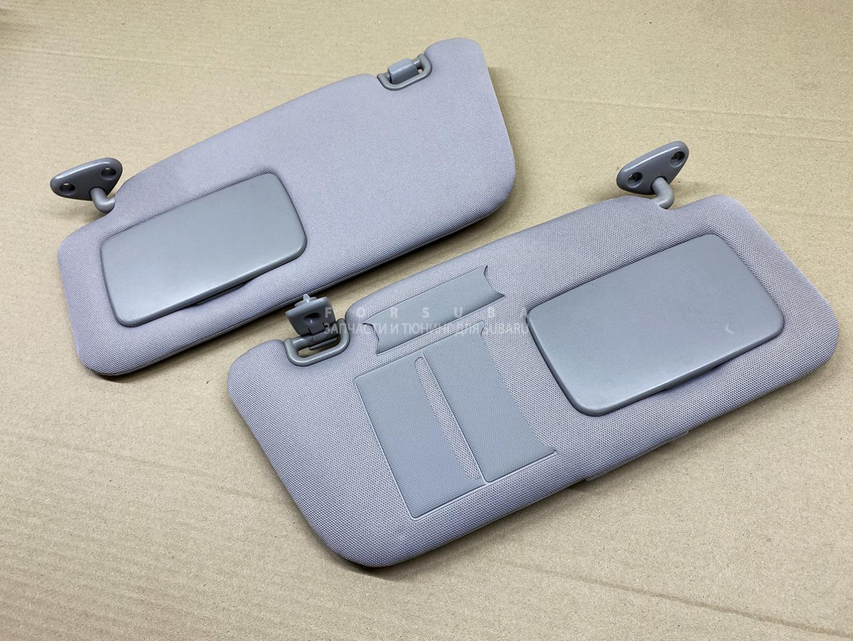 Козырек солнцезащитный Subaru Forester SG5 EJ205DEQKE 2006