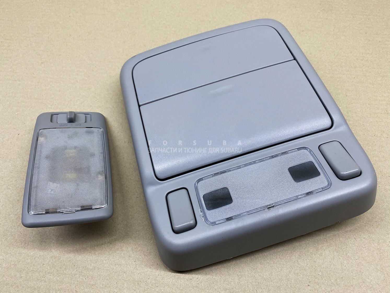 Плафон освещения салона Subaru Forester SG5 EJ205DEQKE 2006