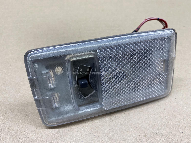 Плафон освещения салона Subaru Forester SG5 EJ205DEQKE 2006 задний