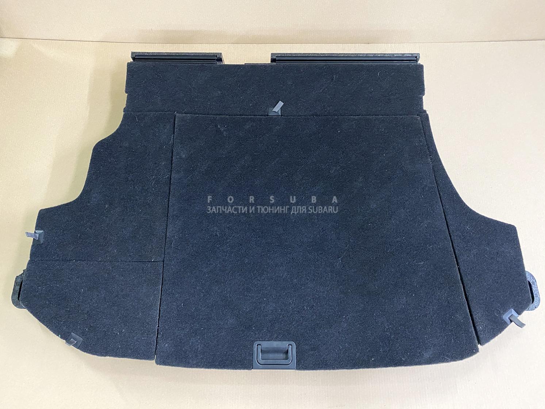 Пол багажника пластик Subaru Forester SG5 EJ205DEQKE 2006