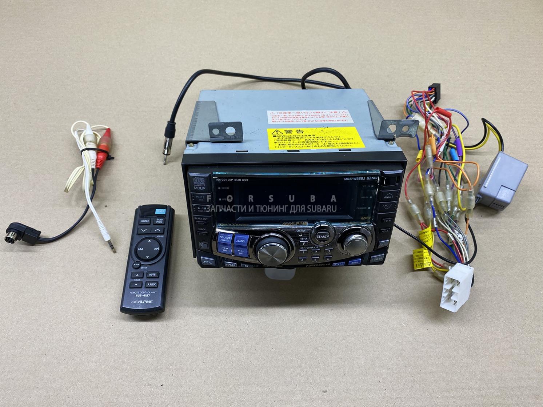 Магнитофон Subaru Forester SG5 EJ205DEQKE 2006
