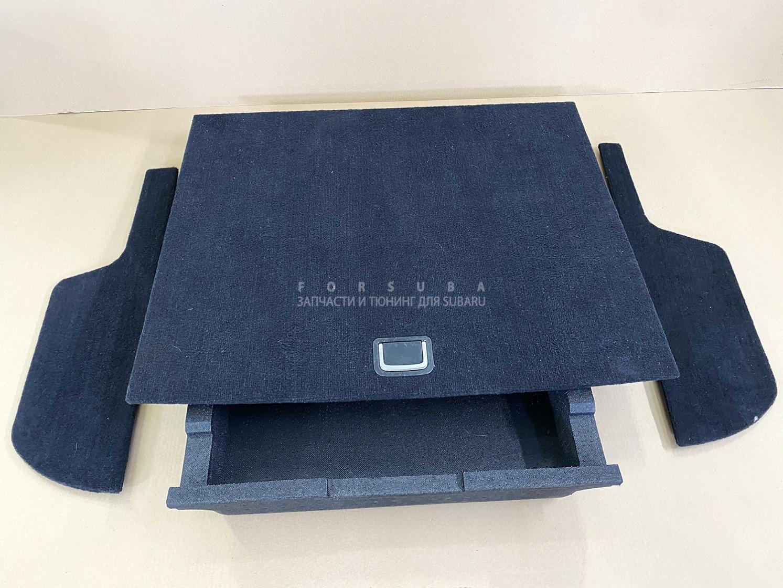 Пол багажника пластик Subaru Outback BP9 EJ253JPFFE 2008